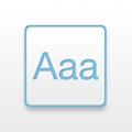 SimpleKey - Minimalistic Keyboard for iOS8